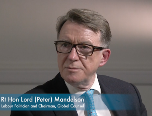 Politics from the archives – Peter Mandelson